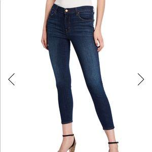 J. brand Capri Skylight Jeans